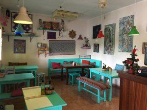 Hotspots Ibiza Can Guimo, flexwerken op Ibiza